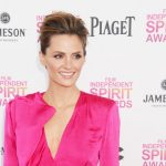 Stana Katic en los Film Independent Spirit Awards 2013