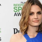 Stana Katic acude a los Film Independent Spirit Awards 2014
