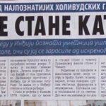 Stana Katic sobre sus origenes: Serbia y Croacia