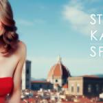 STANA KATIC EN LA REVISTA VANITY FAIR ITALIA