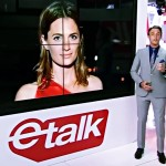 Video: Etalk Canadá habla sobre Stana Katic y Alternative Travel Project