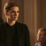 Castle: Sinopsis, stills, promo y sneak peeks 8×10 «Witness for the Prosecution»