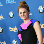 Stana asiste a los «Directors Guild Of America Awards»