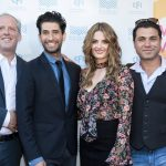 Stana asiste a la premiere The Rendezvous en Mill Valley Film Festival