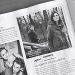 Absentia y Stana Katic en la revista 'Diez Minutos'
