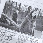 Stana Katic en el periódico El Mundo [23-09-2017]