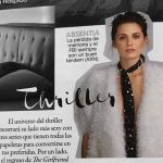 Stana Katic en la revista Glamour Spain de Octubre 2017