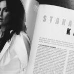Stana Katic en la revista GQ España de Octubre