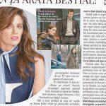 """Entrevista a Stana Katic, estrella de """"Absentia"""" por OK Rumania"""