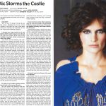 Stana Katic en la Venice Magazine 2009