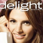 Stana Katic en la revista Delight 2011