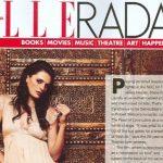 Stana Katic en la revista Elle Canada 2007