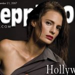 Stana Katic en la revista Stepping Out 2007