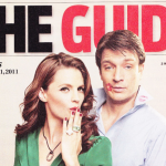 Stana Katic en la revista TV Guide abril 2011
