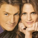 Stana Katic y Nathan Fillion en la revista TV Guide 2010