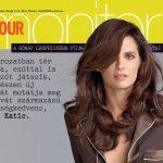 Stana Katic en la revista Glamour Hungría Noviembre