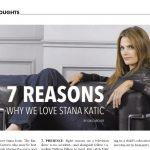 Canada South: 7 razones de porqué amamos a Stana Katic (2017)