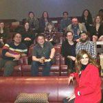 Stana Katic presenta Absentia en el screener de Showcase en Canada
