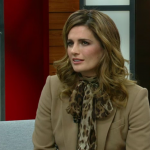 Entrevista: Stana Katic en The Morning Show