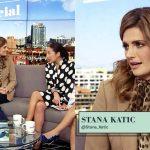 Stana Katic habla de Absentia en The Social CTV