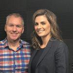 Entrevista: Stana Katic habla con Peter Bowes, de BBC Radio 5