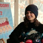 Stana Katic a su paso por el Kustendorf Film & Music Festival