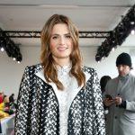 Stana Katic asiste a la New York Fashion Week 2020